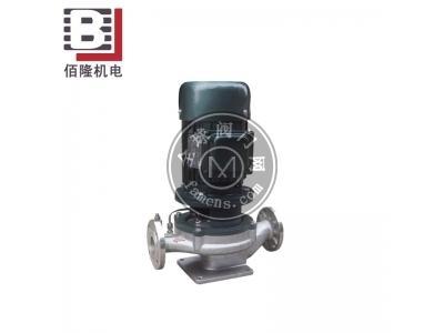 GDF型耐腐蚀管道泵_佰隆水泵