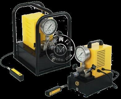 超高压电动泵 液压螺栓拉伸器电动泵 超高压油泵