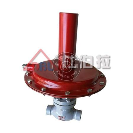 自力式微压力控制系统  泄氮阀