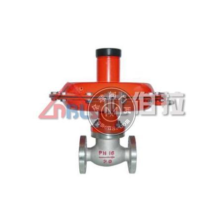 ZZYVP自力式调节阀 储罐自动供氮调节阀