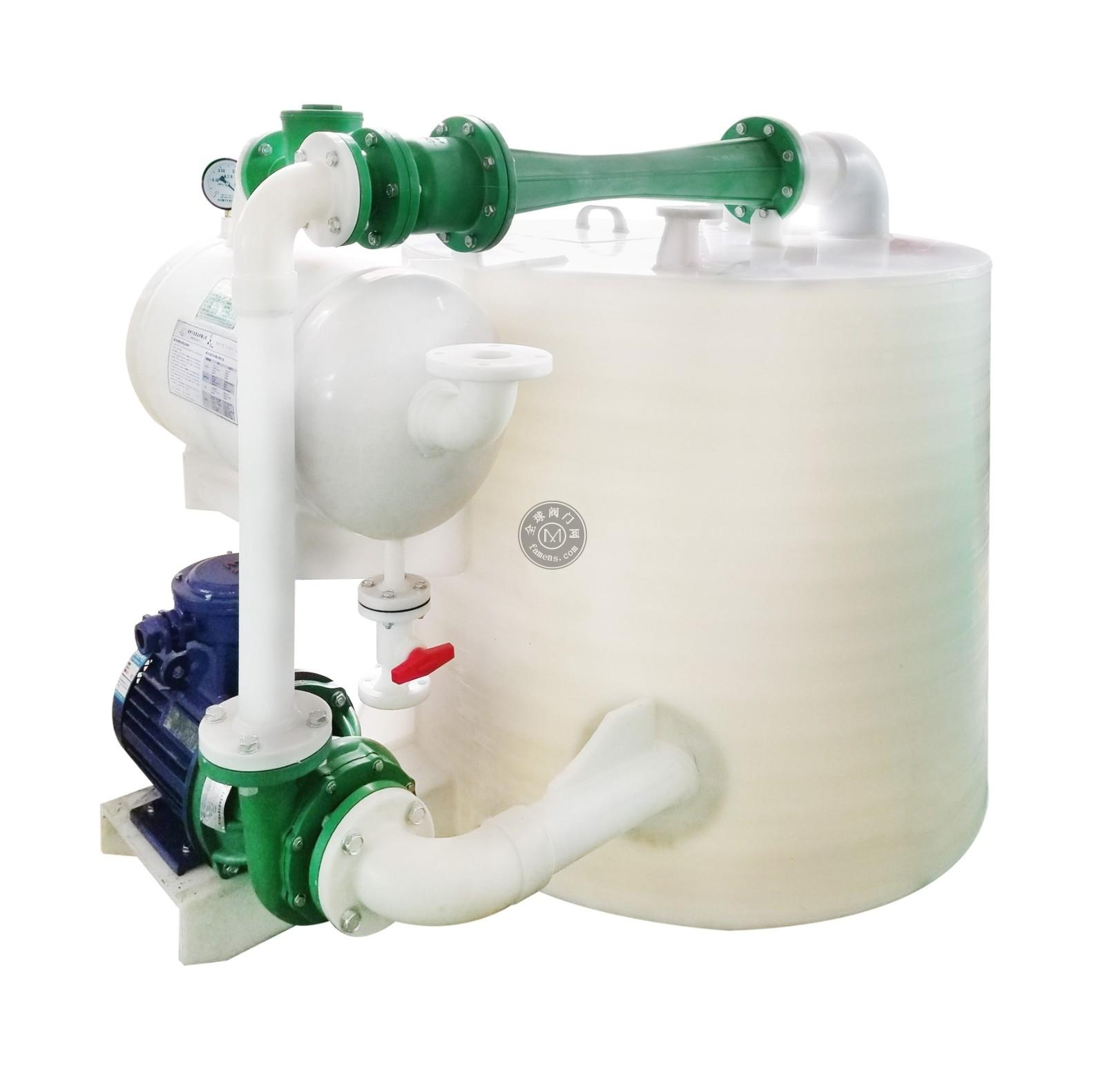 水噴射真空泵機組