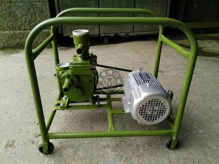JB-70-2手电两用计量加油泵山东生产商质优价廉