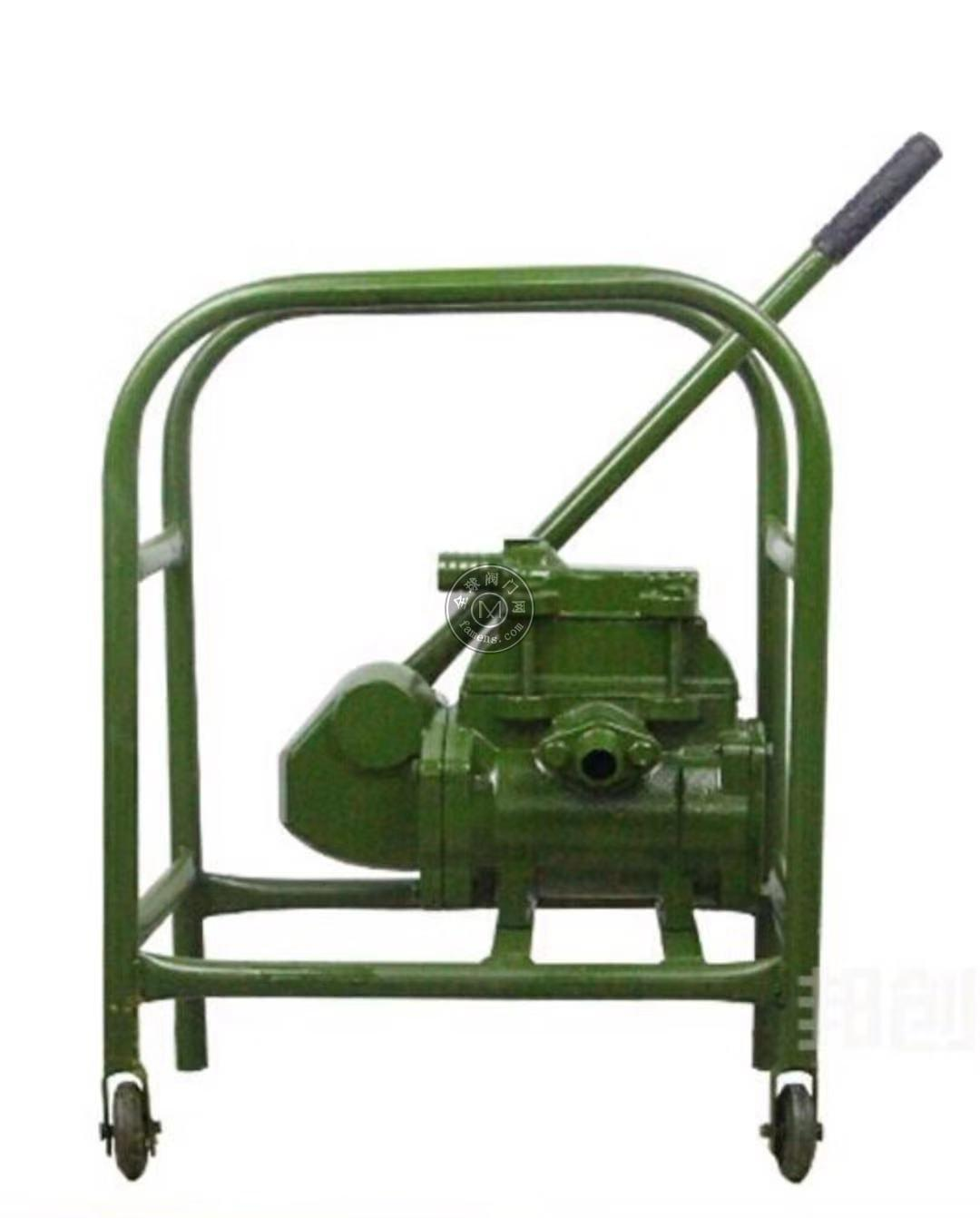 ZH-100A手摇计量加油泵顺源技术升级款操作简单