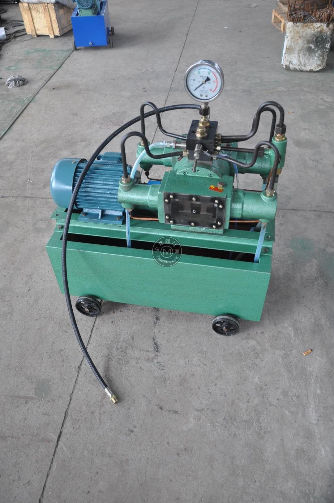 山东泵厂专供3DSY-6.3型电动试压泵售后无忧