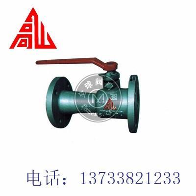 PQ41F型排污球阀