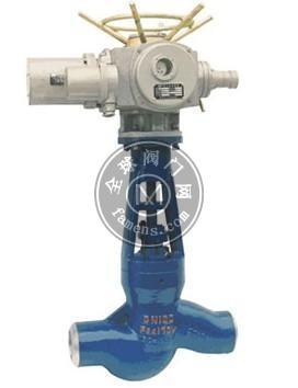 总线型焊接电动铸钢截止阀