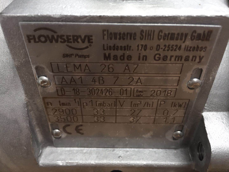 Sterling SIHI真空泵LEMA 26 AZ