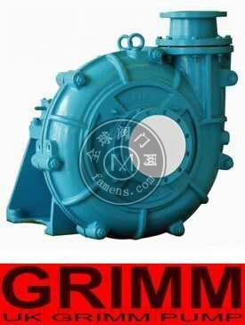 进口渣浆泵(欧美进口品牌)