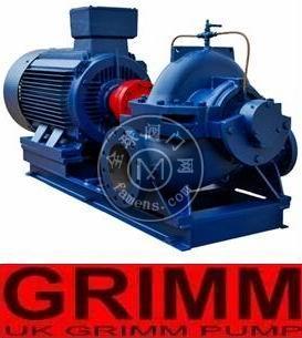 進口臥式單級雙吸離心泵(歐美進口10大品牌)