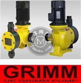 進口機械隔膜計量泵(歐美進口10大品牌)