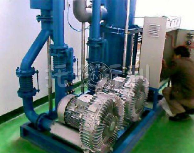 深圳中央真空清扫系统、清扫真空配件及清扫组件、2BHV-1-1040洁净室真空清扫