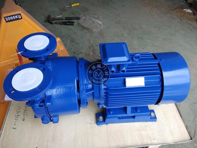 FLOWSERVE SIHI液环式真空泵