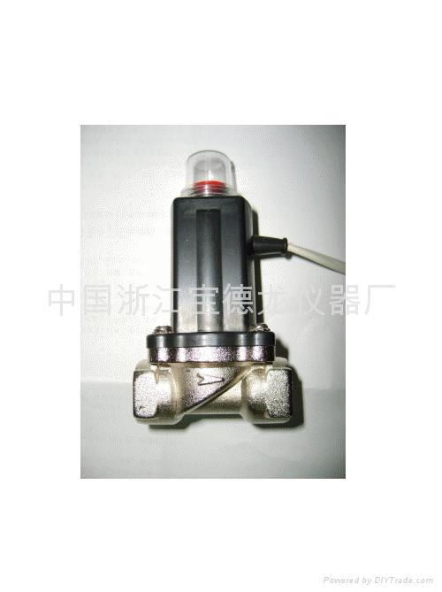 ZCM-50燃气电磁阀切断阀