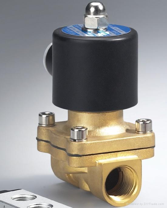 2W系列通用型水气油电磁阀