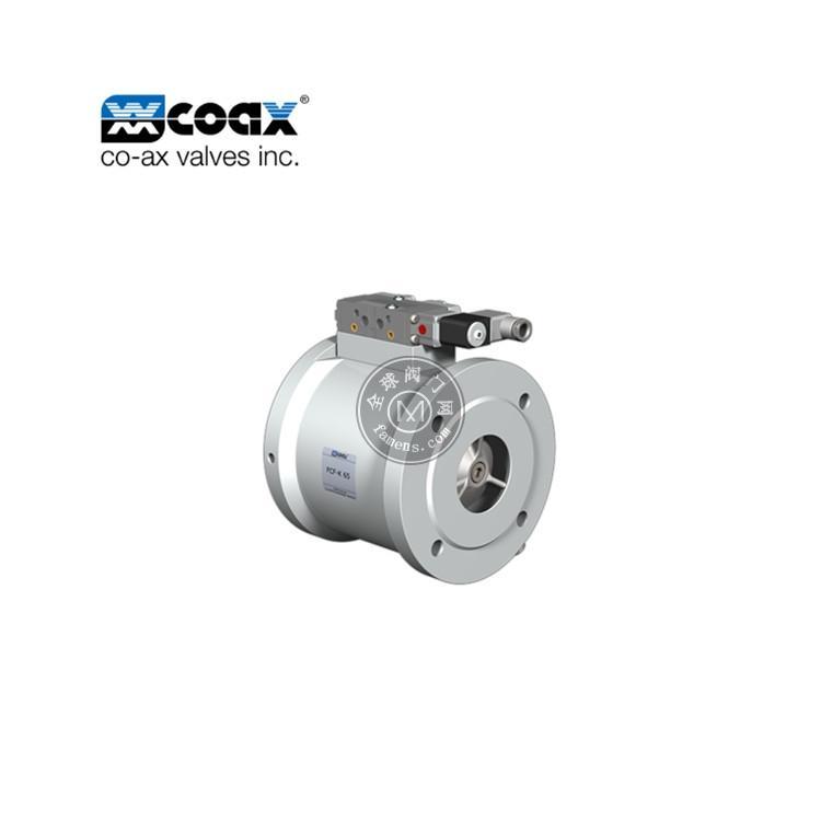 COAX电磁阀VFK
