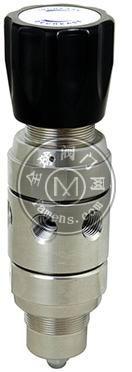 进口不锈钢双级减压器-氮气瓶不锈钢双级减压器