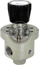 进口不锈钢超大流量减压器-德国进口超大流量减压器