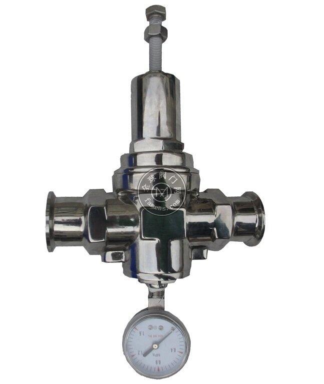 进口卫生级减压器-德国进口卫生级减压器