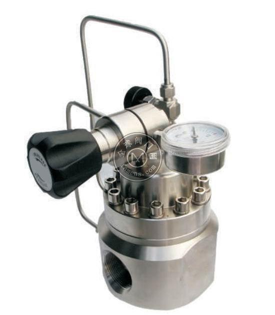 进口高压大流量减压器