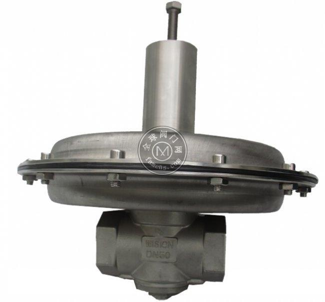 进口不锈钢微压大流量减压器