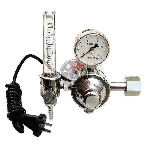 进口电加热二氧化碳减压器