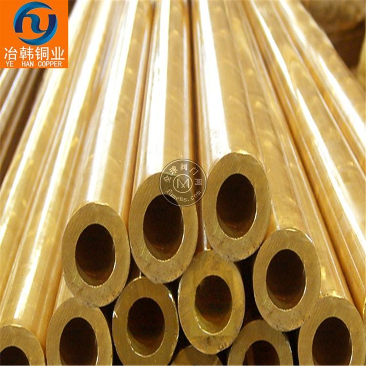 冶韓HAl77-2鋁黃銅管用途及材質證明