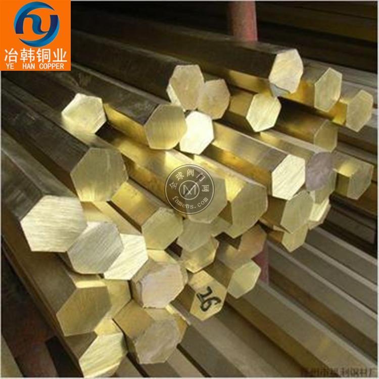 冶韩HFe59-1-1铁黄铜棒材料状态