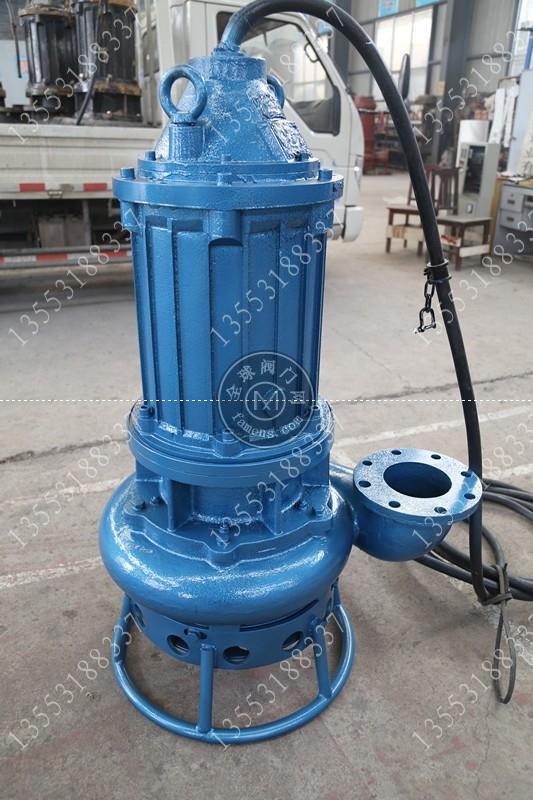NSQ200-15-22潜水抽沙泵_6寸耐磨抽沙泵