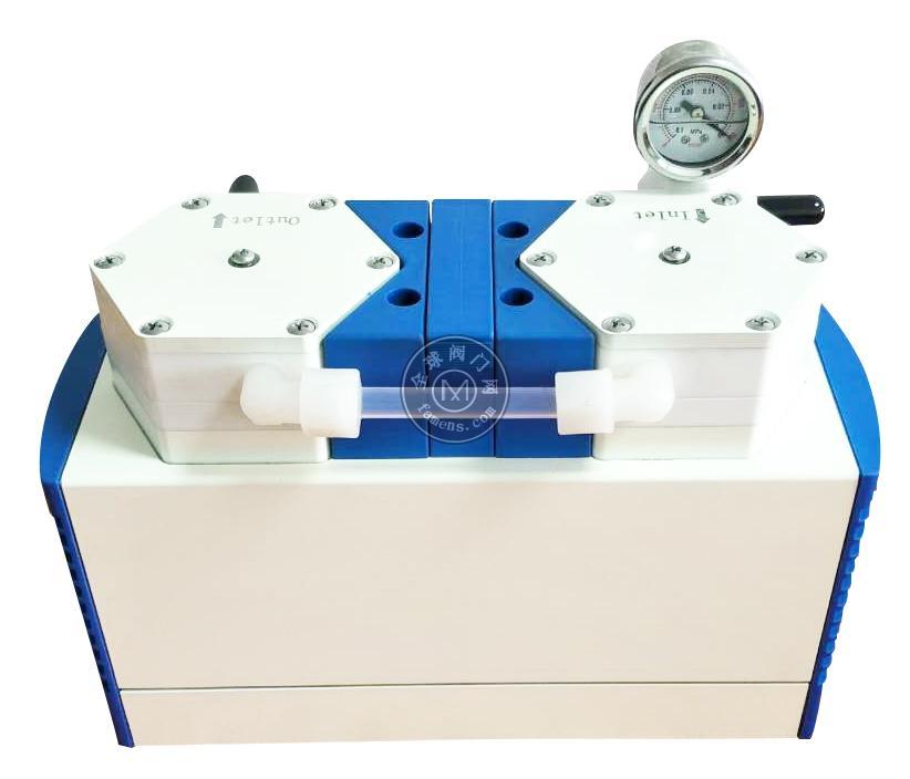 B40-8-YK耐腐蝕真空隔膜泵