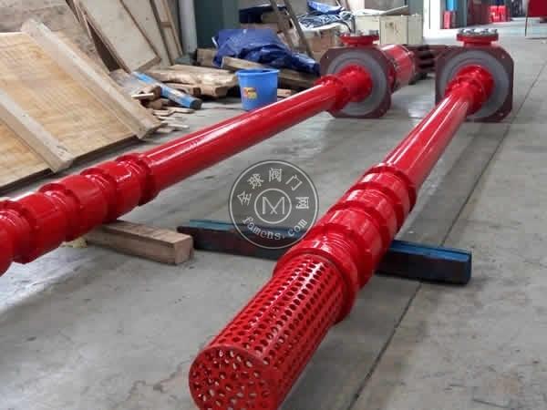 XBCXBD型立式長軸消防泵