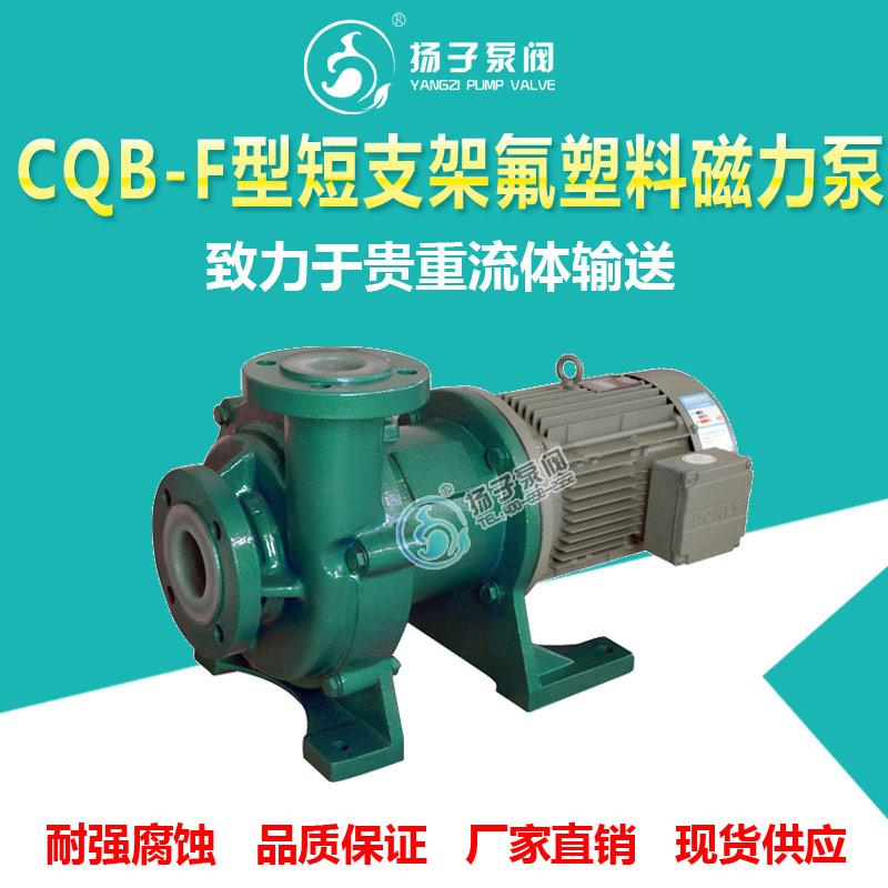 CQB型衬氟磁力泵耐腐蚀磁力驱动泵