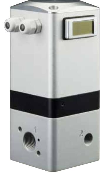 德國原裝RIBA電氣比例閥