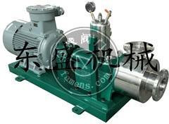 混合乳化泵