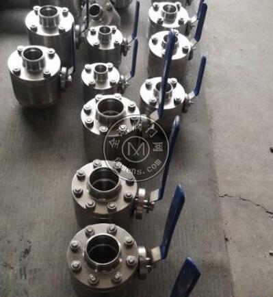 904L不銹鋼球閥 對焊球閥 美標球閥