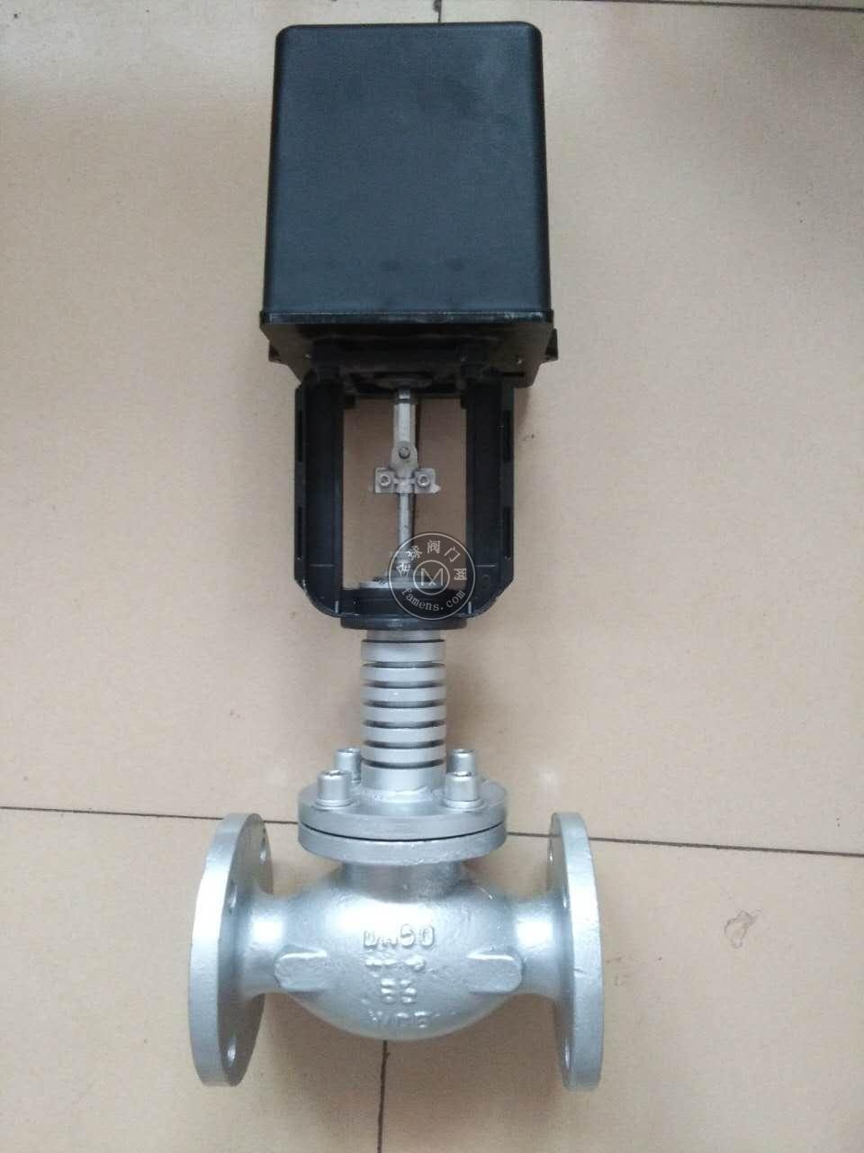 蒸汽电动二通调节阀原理,河北蒸汽电动二通阀,电动蒸汽调节阀供应商