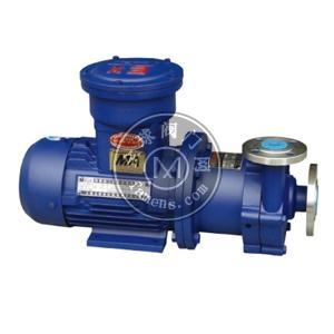 CQ系列不銹鋼磁力泵,不銹鋼磁力泵,CQ型磁力泵,臥式磁力泵