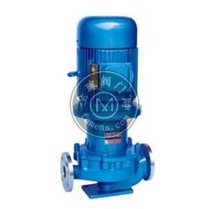 上海超樂CQG系列不銹鋼立式管道磁力泵