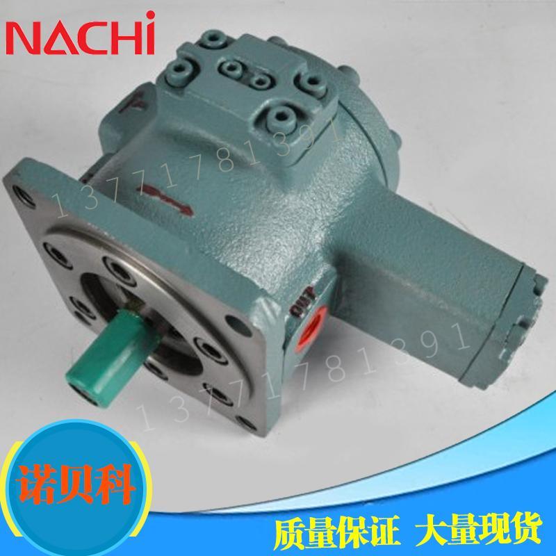 日本NACHI不二越VDR-1A-1A1/1A2/1A3/1A4/1A5-13/22液压叶片油泵