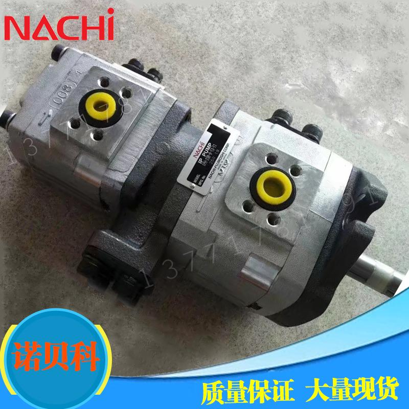 NACHI不二越双联齿轮泵IPH-26B-3.5-80-11,IPH-33B-10-10-11