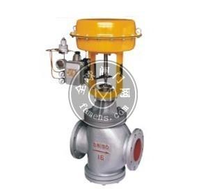 ZJHN型气动簿膜直通双座调节阀