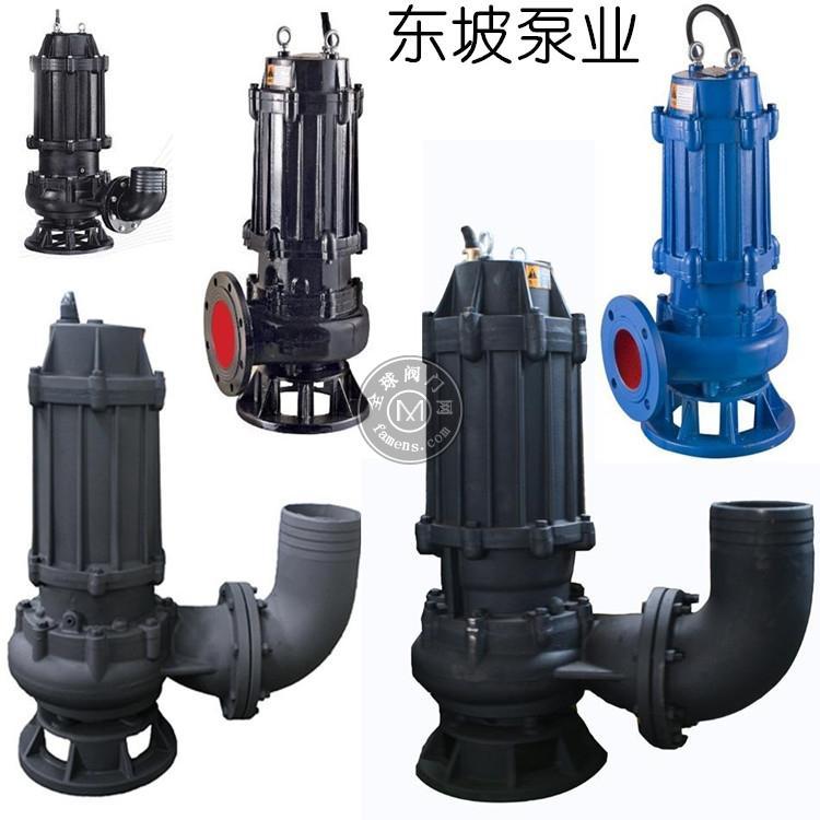 轴流泵 东坡轴流潜水泵 井筒安装式轴流泵