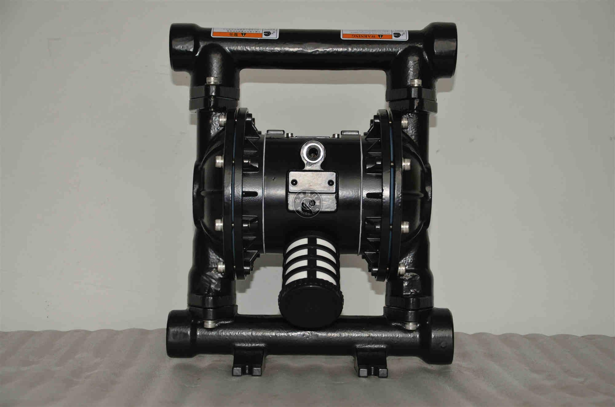 上海超凡QBY3-32G铸钢气动隔膜泵
