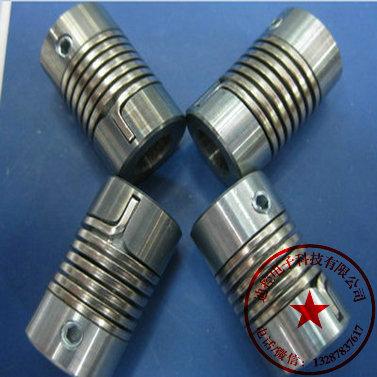 外径16长34,孔5至10重庆市弹簧联轴器销售