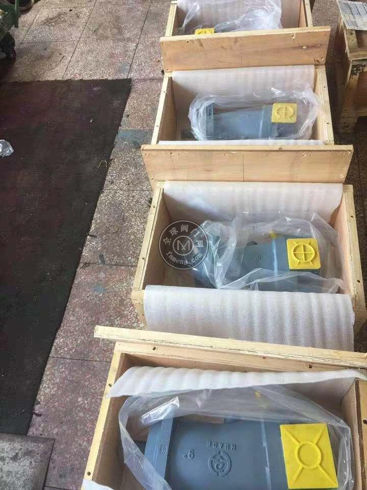 北京HUADE华德油泵 叶片泵