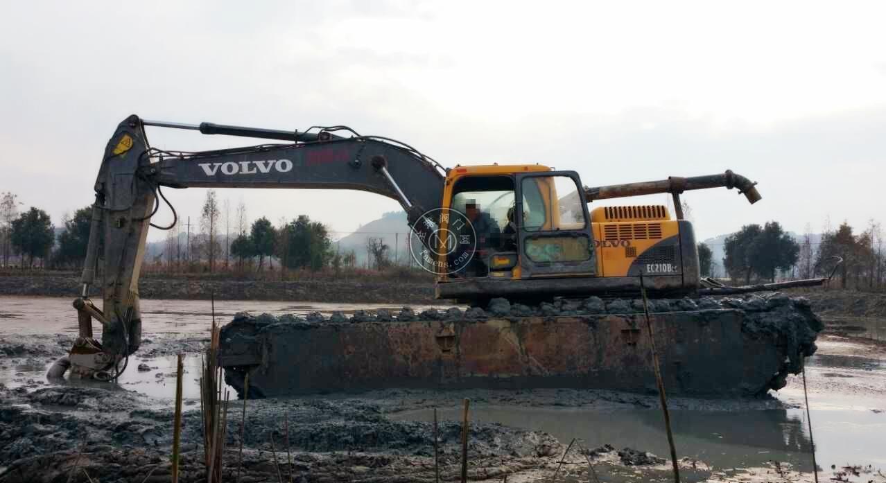 挖掘机用HSY系列液压型耐磨渣浆泵