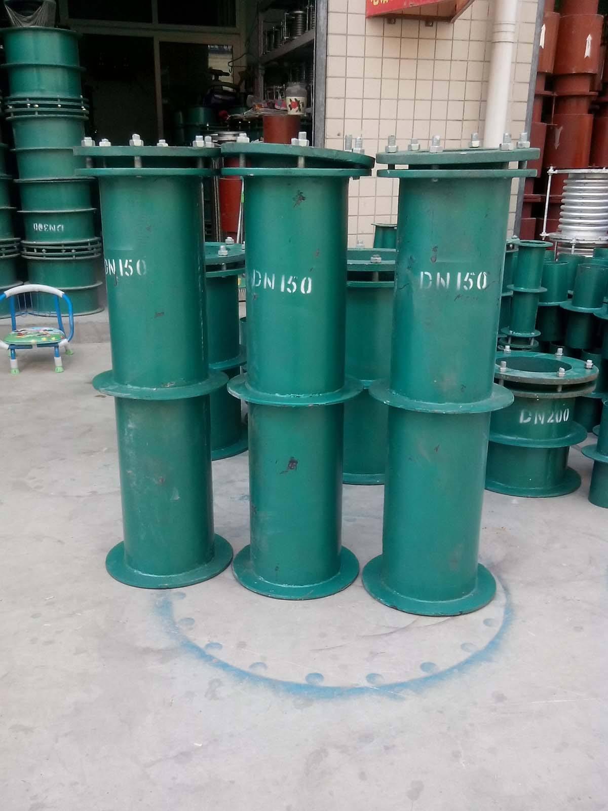 消防水池用柔性防水套管认准沈阳厂家