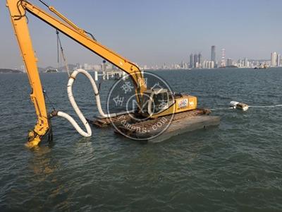 HSY系列液壓驅動潛水泥砂泵