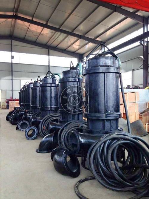 HSQ潜水抽砂泵