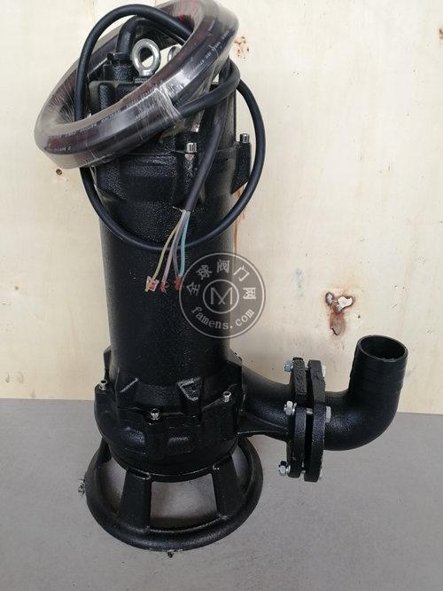 RQW系列全铸造不锈钢潜水排污泵