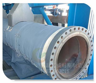 管道保温套 蒸汽管道保温套的保温材料